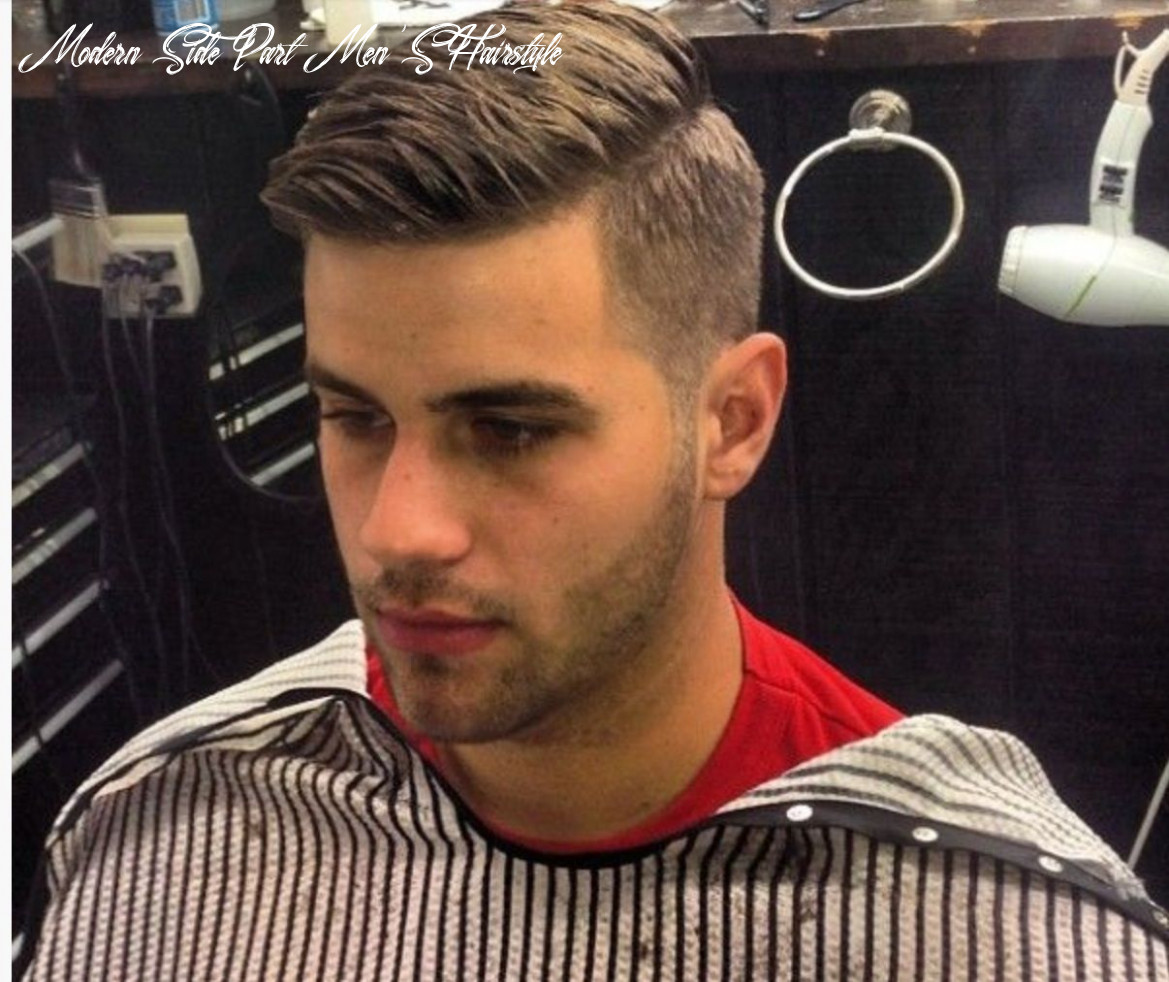 The best side part hairstyles for men | coiffeurs pour homme