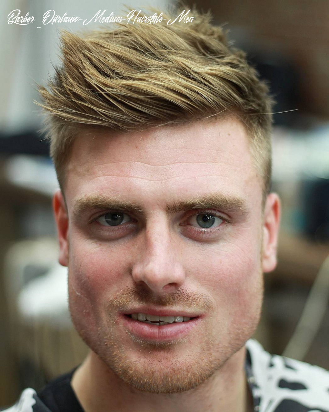 Thick hair haircuts hairstyles for men: 10 styles for 10 barber djirlauw medium hairstyle men