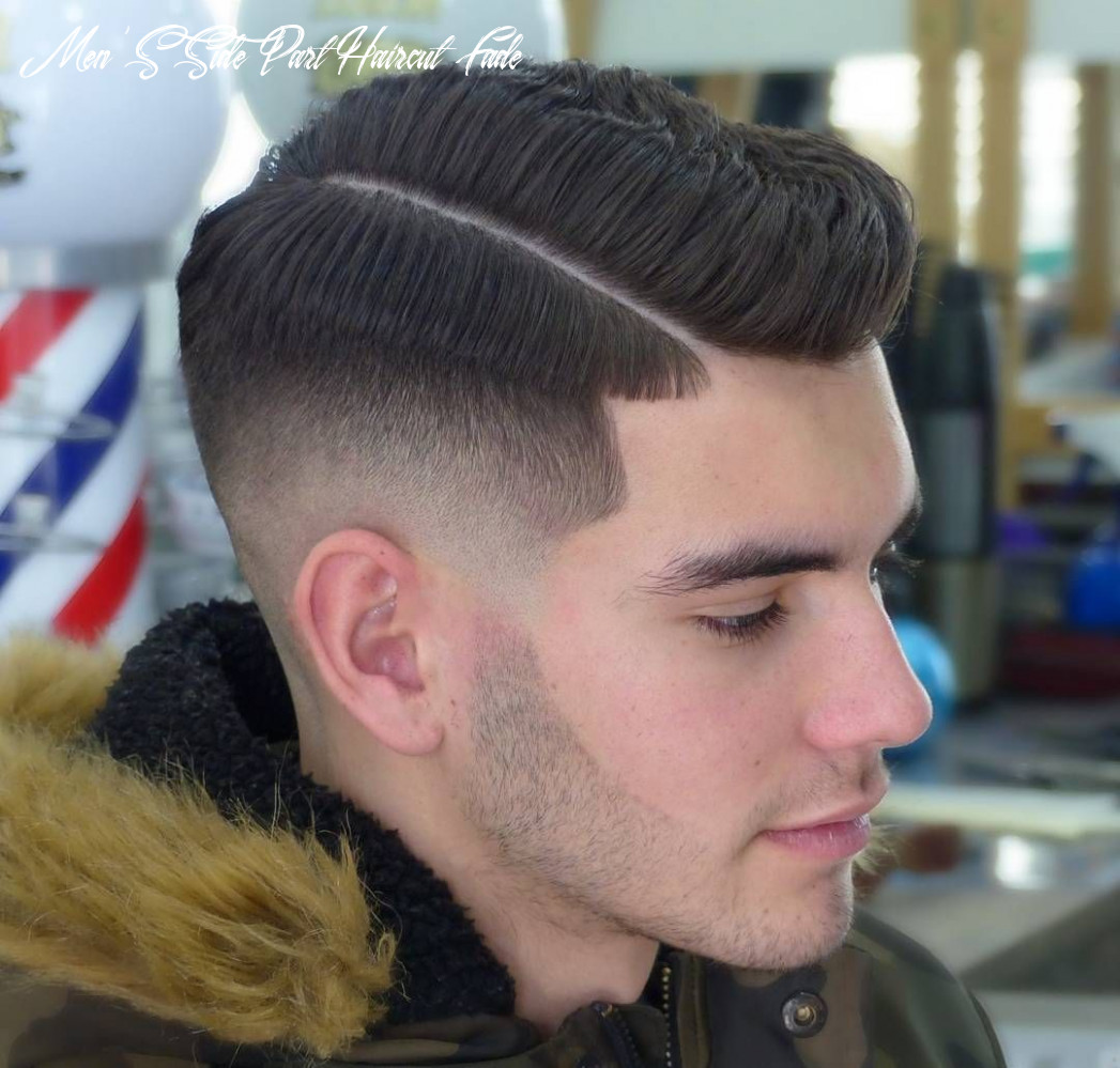 Top 11 fade haircuts for men (11 update) | mid fade haircut
