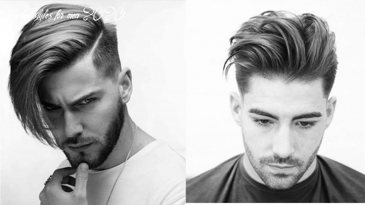 Top 12 stylish hairstyles for long face men 12 best long face hairstyles for men 12 long hairstyles for men 2020