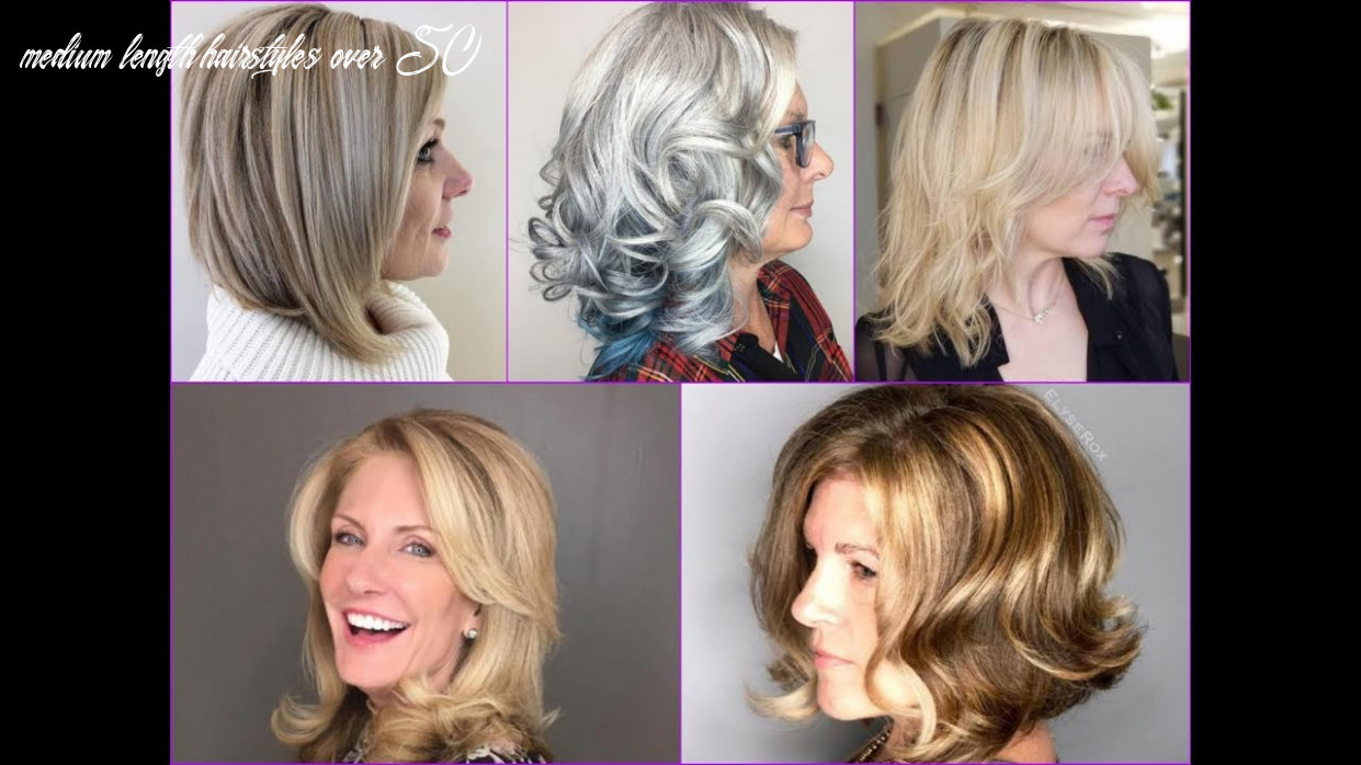 Top 12 stylish medium hairstyles for women over 12 medium length hairstyles over 50