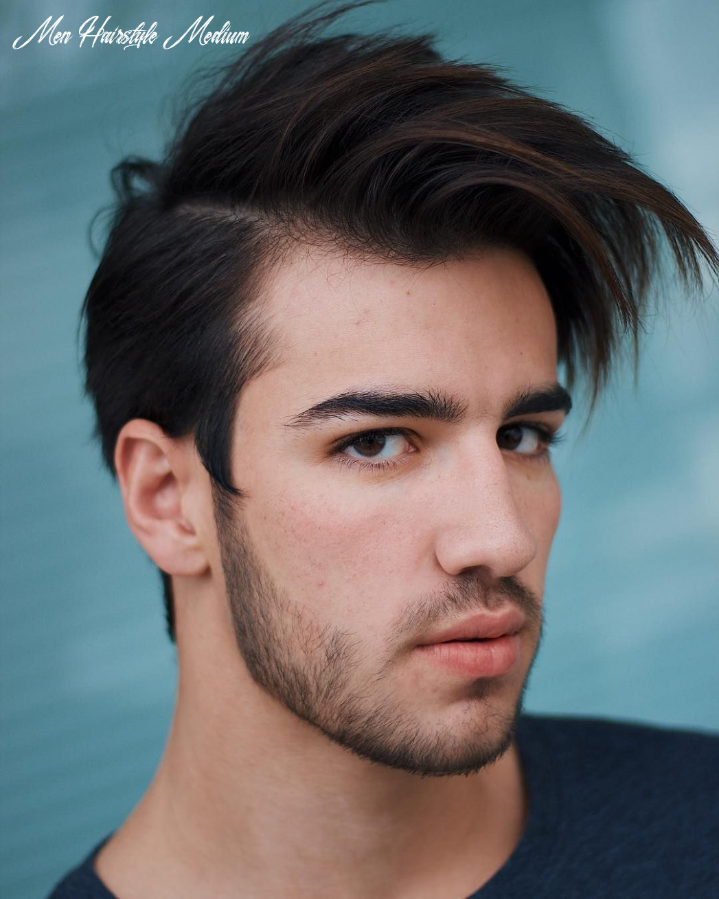 Top 8 elegant haircuts for guys with square faces   mens haircuts