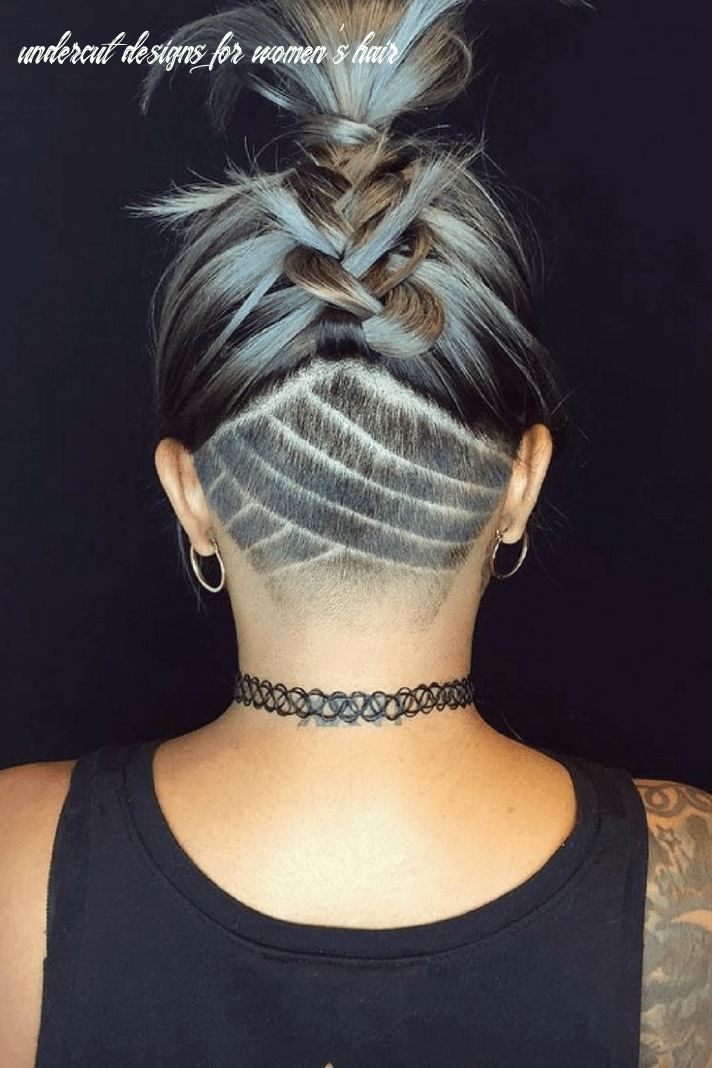 Undercut for women: 12 chic and edgy ideas to try out   undercut