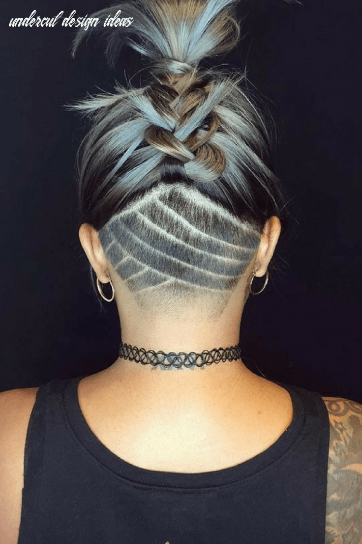 Undercut for women: 8 chic and edgy ideas to try out | undercut