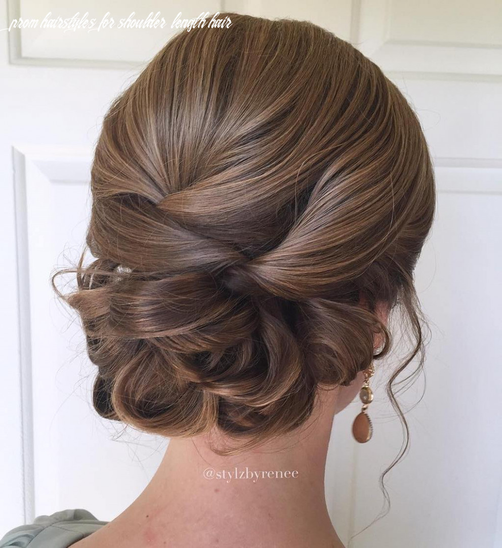 Updo prom hairstyles for shoulder length hair prom hairstyles for shoulder length hair