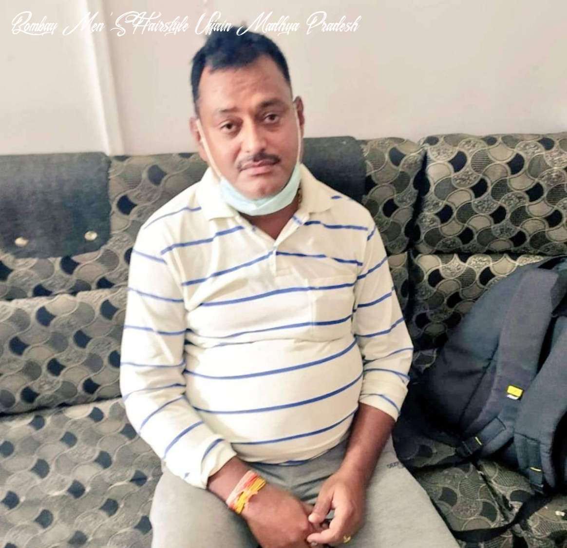 Vikas dubey news: gangster vikas dubey arrested from ujjain in