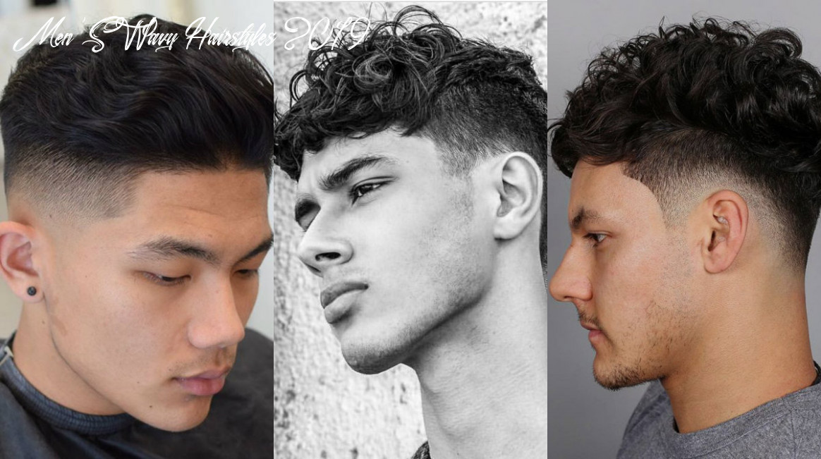 Wavy hairstyles for men 10 hairstyles 10 new haircuts and