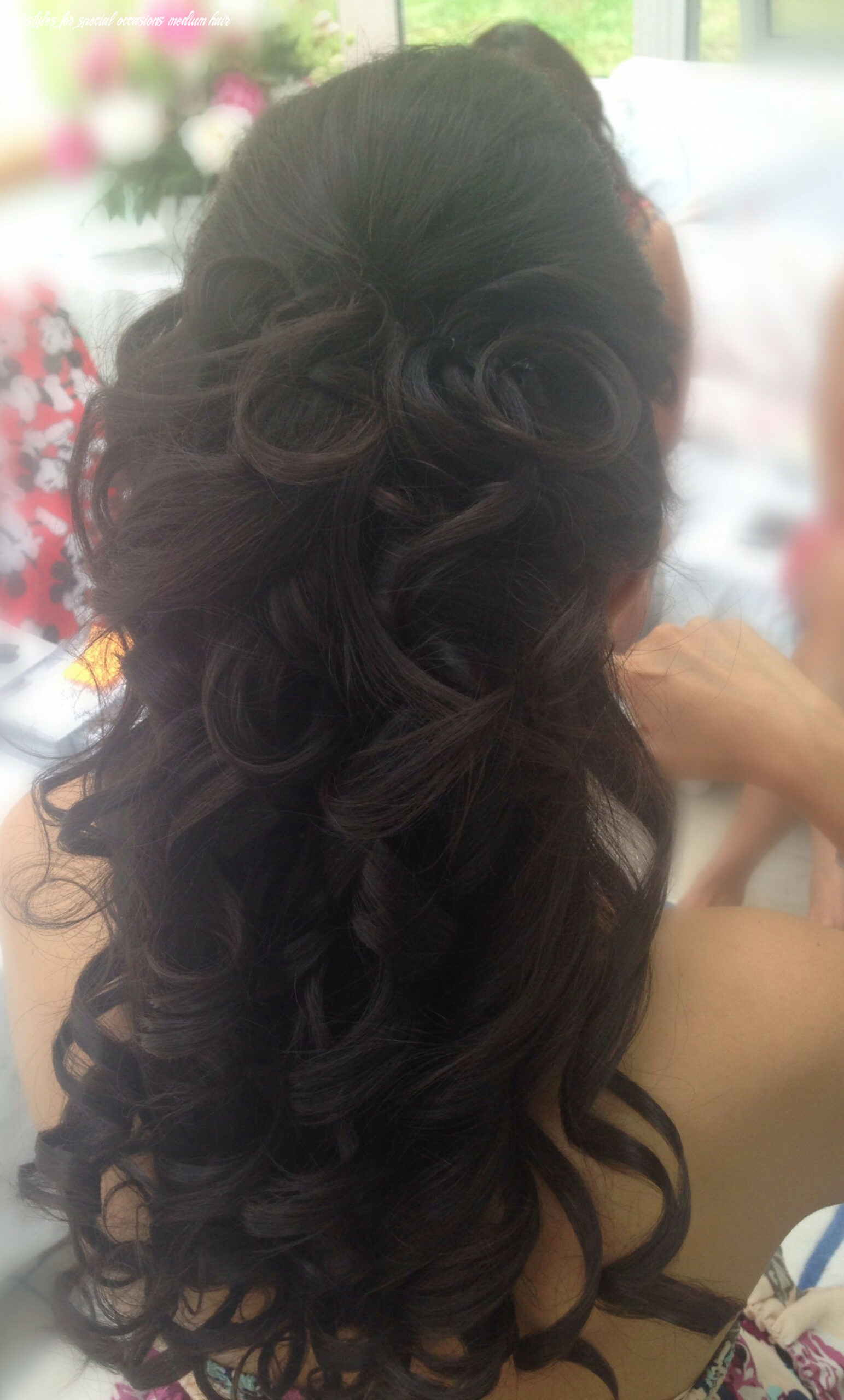 Wedding hairstyle, bridal hairstyle, special occasions, up dos and