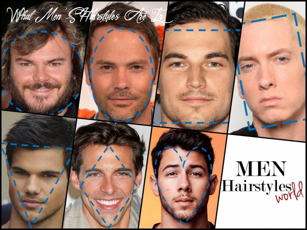 What haircut should i get? a visual guide for men men hairstyles