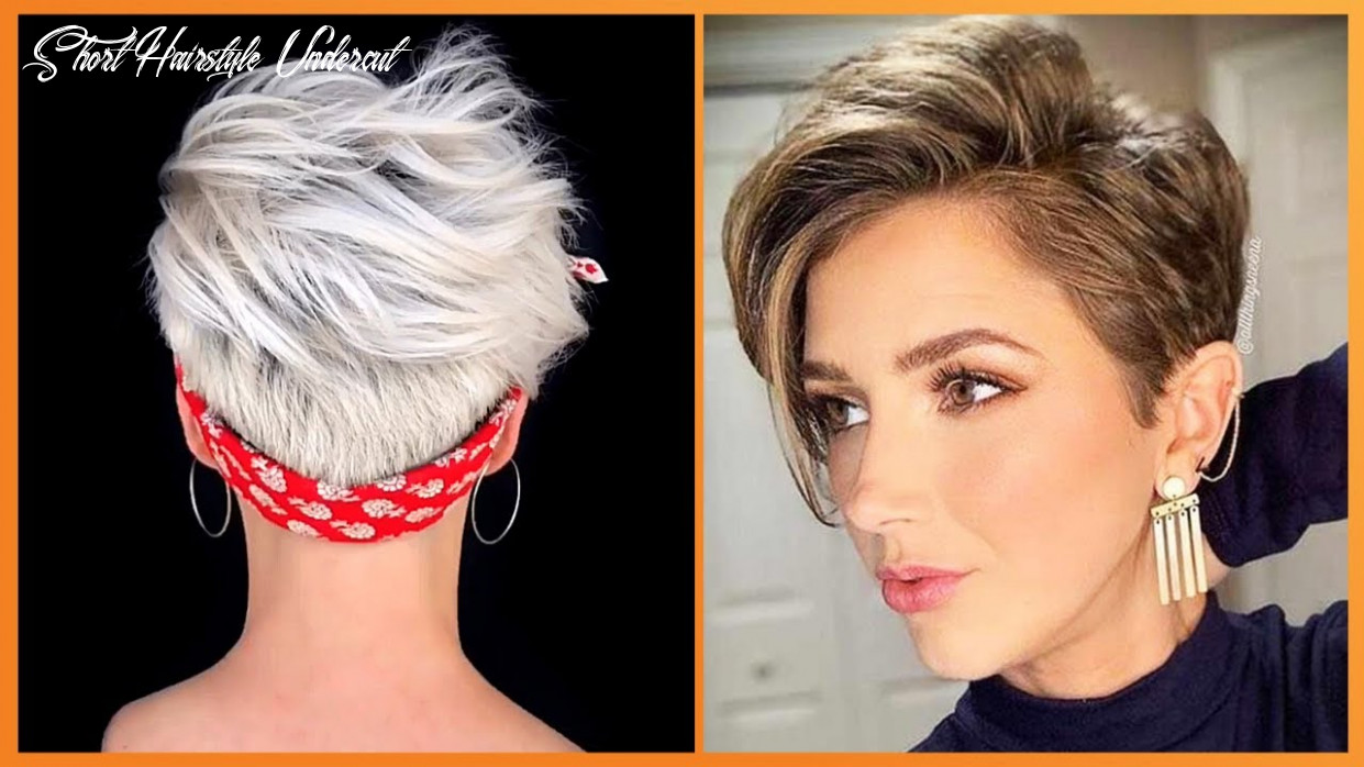 11 inspiring pixie undercut haircut 😍 over 11 hairstyles by professional   hair trendy short hairstyle undercut
