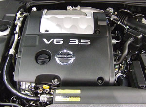 Tech Feature: Cooling System and Water Pump Service for the Nissan 35L V6