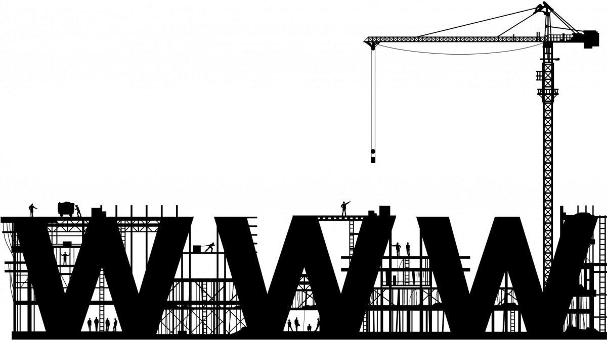 Improving website logo