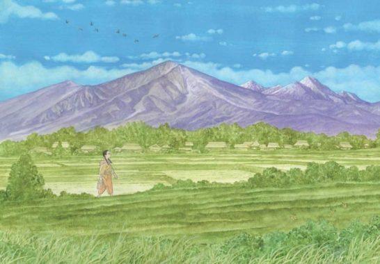 Jirô Taniguchi montagne image
