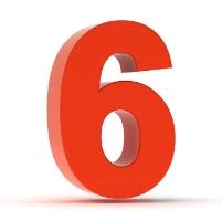 14 number 6