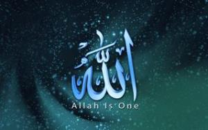 3. Allah is one