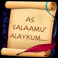 6 - assalamu alaikum