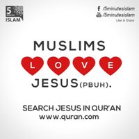8 Muslims love Jesus pbuh