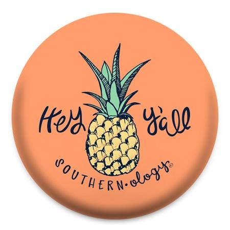 Southernology Hey Yall Pop Socket