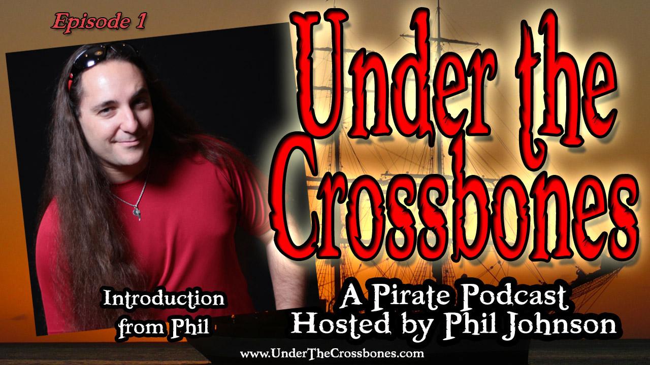 Phil Johnson - Host of Under The Crossbones