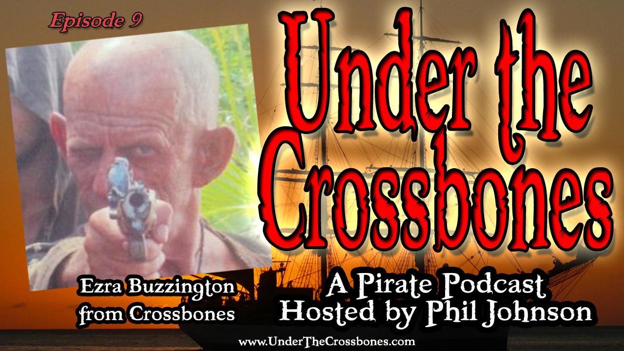 Ezra Buzzington from Crossbones