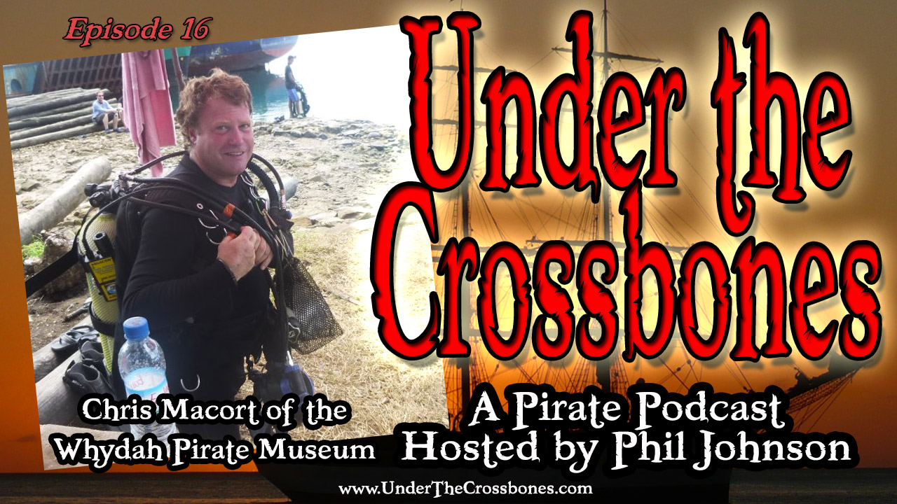Chris Macort Whydah Pirate Museum