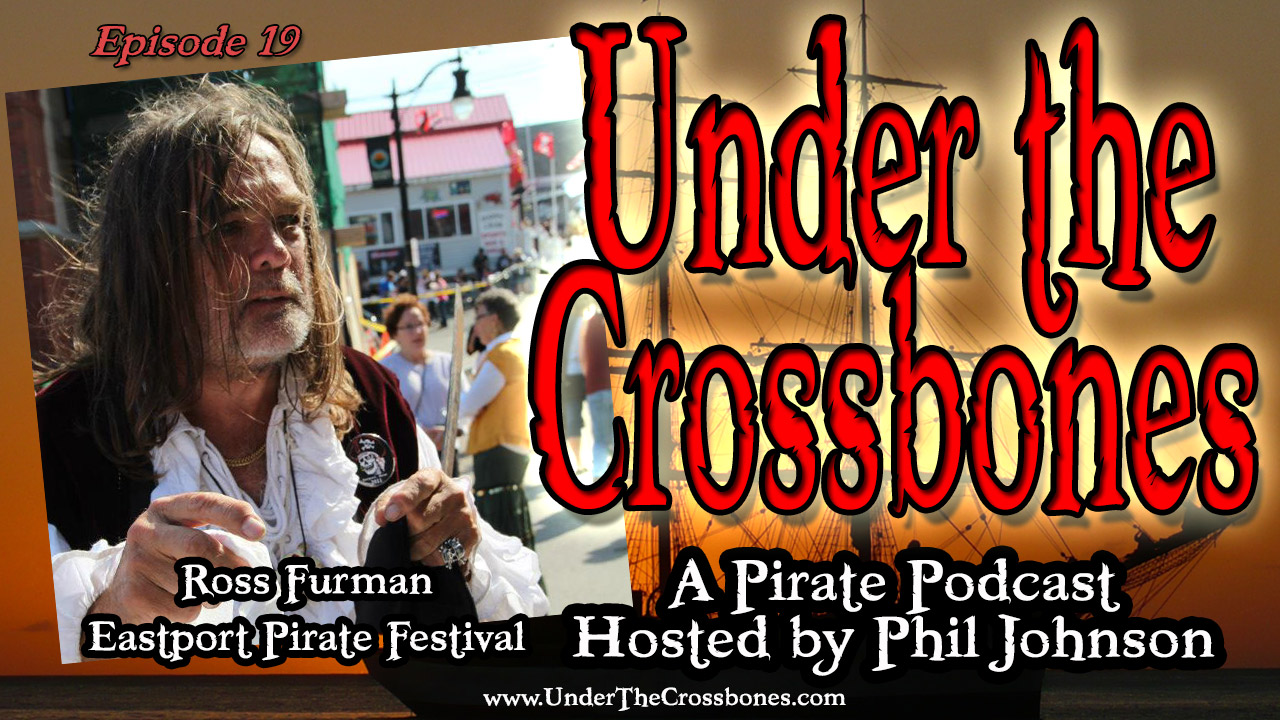 Ross Furman - Eastport Pirate Festival