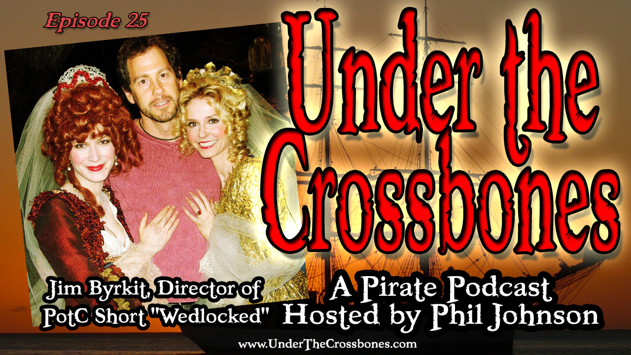 "Jim Byrkit - Director of Pirates of the Caribbean short film ""Wedlocked"""