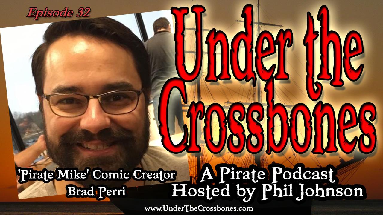 Brad Perri Pirate Mike