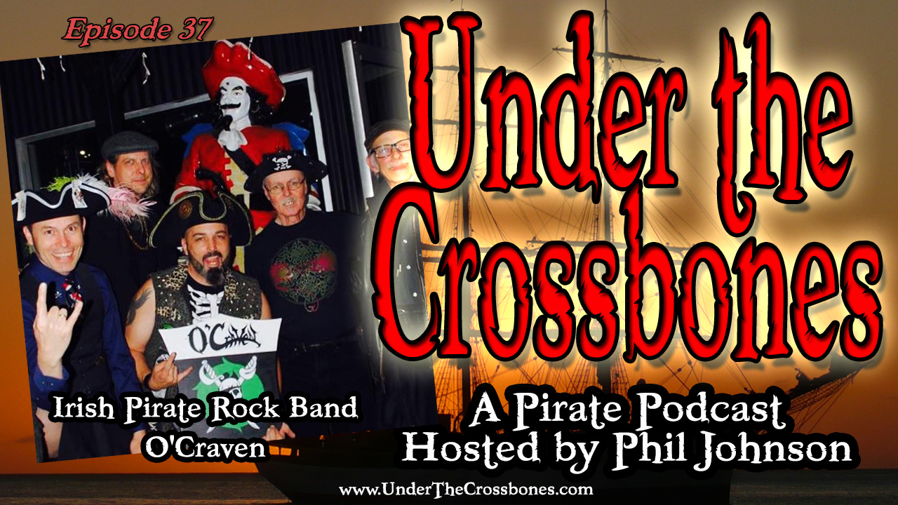 Irish Pirate Rock Band O'Craven