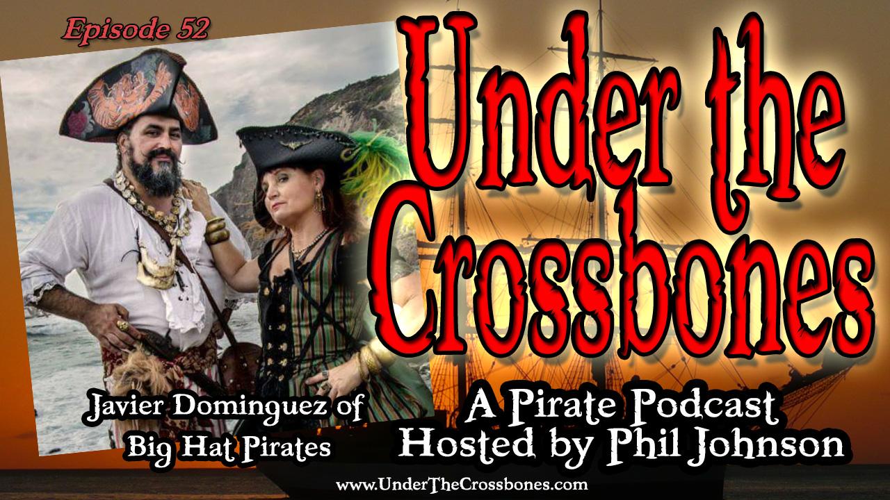 Javier Dominguez of Big Hat Pirates