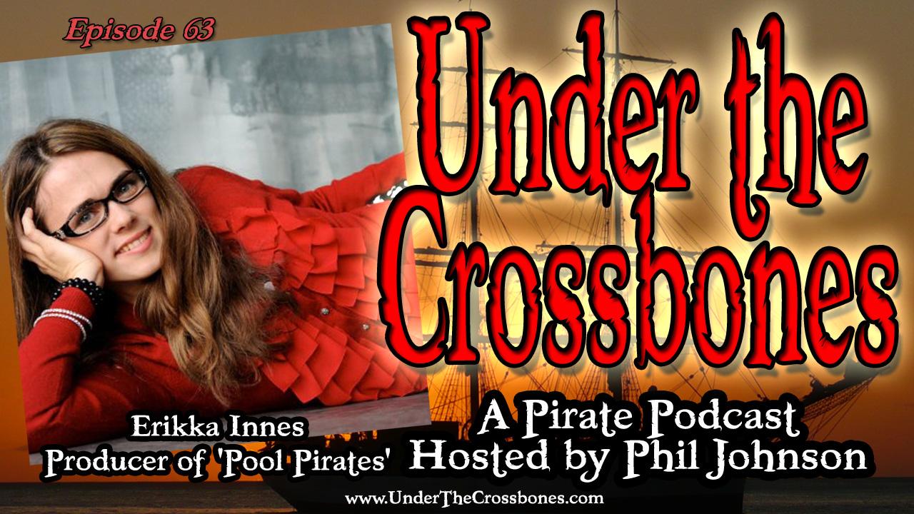 Erikka Innes of Pool Pirates