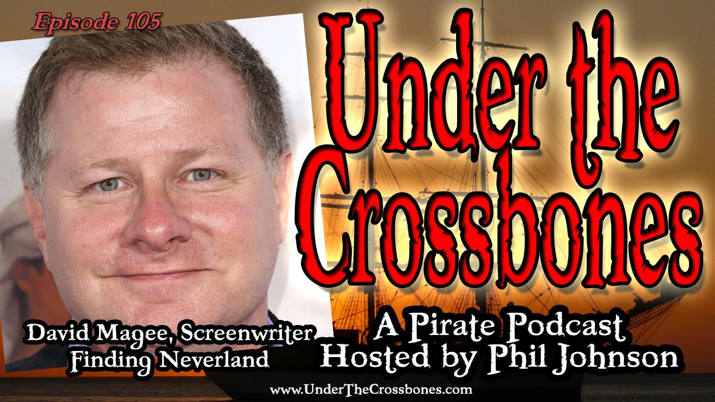 David Magee Screenwriter of Finding Neverland