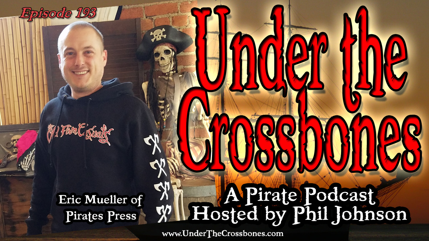 Eric Mueller of Pirates Press