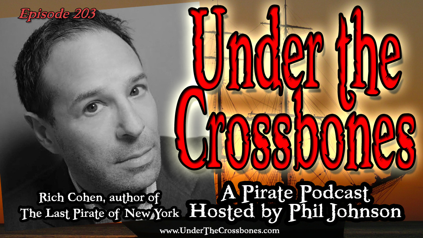 Rich Cohen - The Last Pirate of New York