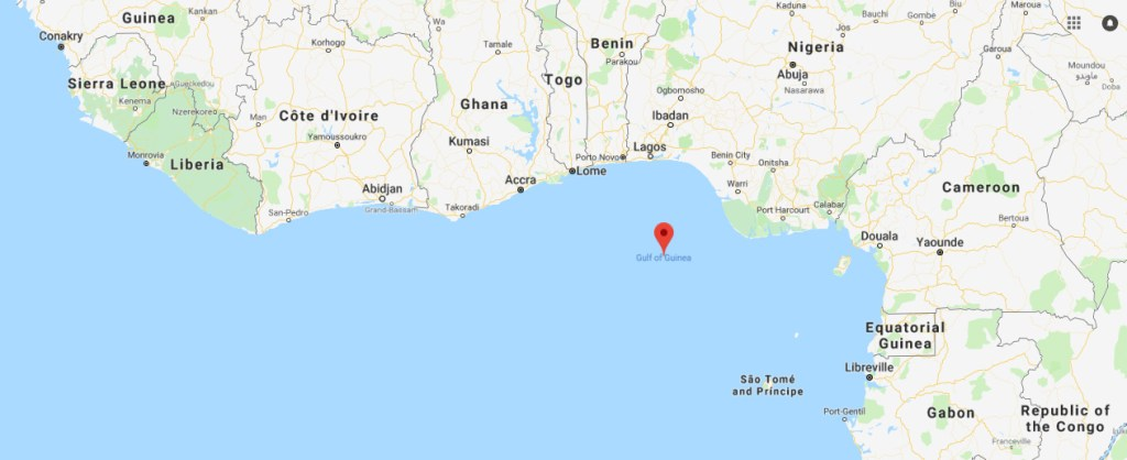 Gulf of Guinea being studied by StableSeas.org