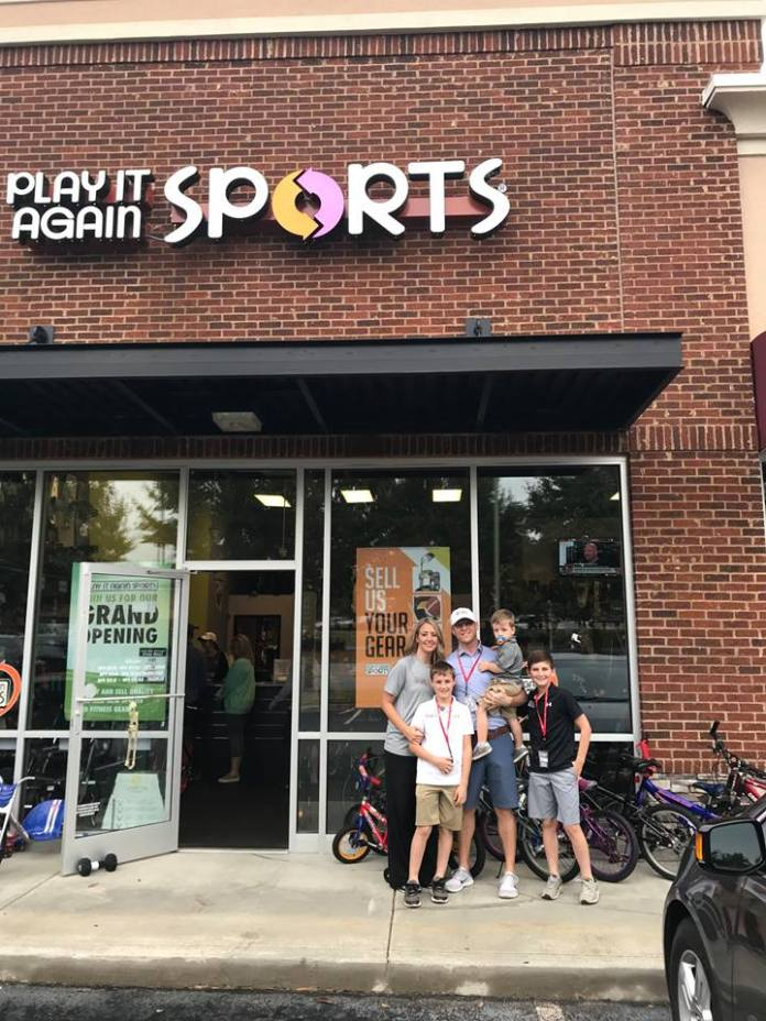 Play It Again Sports opens in Buford