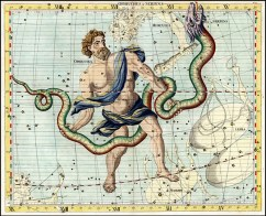 Ophiuchus Constellation Myths and Facts | Under The Night Sky