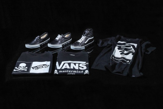 946a4abc18 Mastermind Japan has finally released some official pics of their latest  Vans collaboration