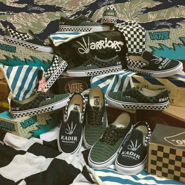 Its Been A Long Time Since Ive Featured Any Custom Works On Here Especially Of The Vans Customs Program Types But When Our Friends Kadirwarriors