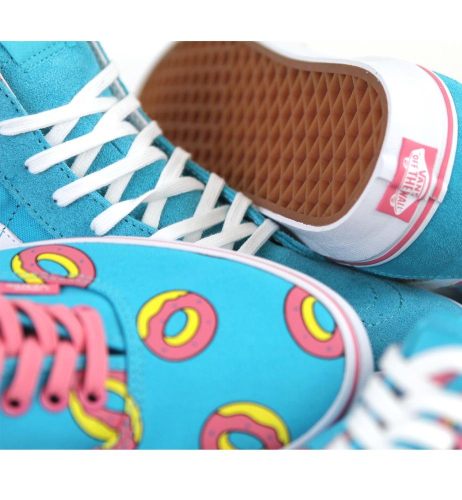 575915de4aac odd future x vans donut Sale