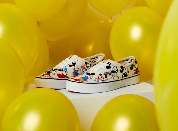 371b3112c4b Vans x Disney – 90th Anniversary Authentic (11.16.18)