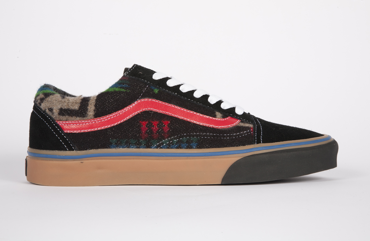 1c978eada0adc Vans x Nibwaakaawin x Pendleton for All Nations Skate Jam (2012 Pack)