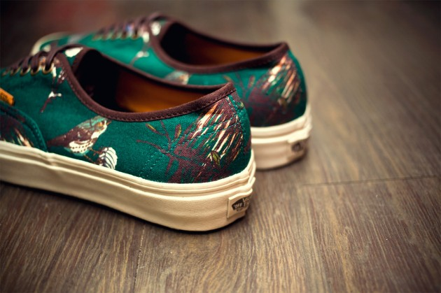 "0e256d57df Vans California – Authentic CA ""Birds"" (Fall Winter 2012)"