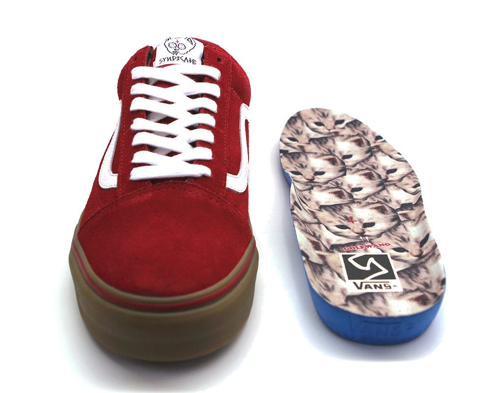 bb234adfed Related. Vans Syndicate x Odd Future -