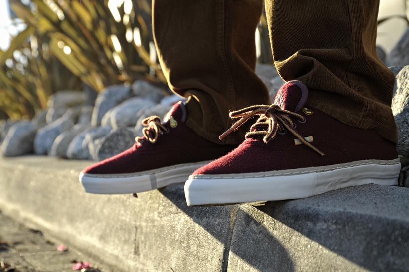 """2a3234c8b7 Vans x Primitive Shoes – """"Santa Fe"""" Capsule Collection (Drops Tomorrow!)"""