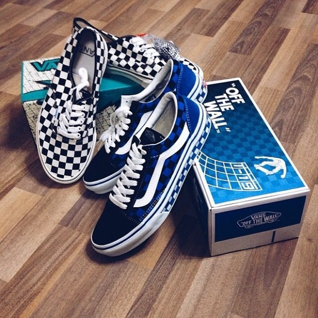 via IG! @izamshariman with some awesome Vans Japan releases from awhile ago.  He holds down the Vans sneaker collectors in Malaysia!  #underthepalms #vansmalaysia #curromfg