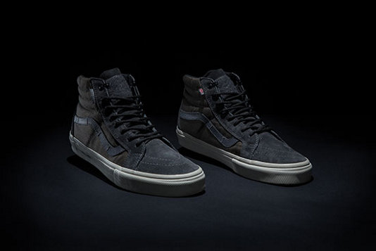 "Vans Syndicate x DEFCON – Sk8-Hi Notchback Pro ""S"" MAS Grey (Nov. 15th) 021801f62"