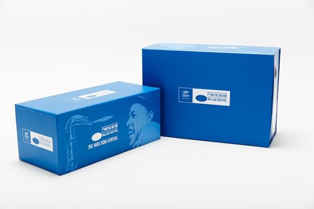 """bf72476298 Vans Vault x DQM x Blue Note Records – """"The Colors"""" OG Era   Sk8-Hi ..."""