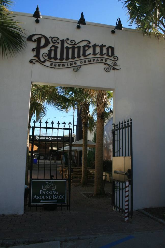 palmetto brew gate