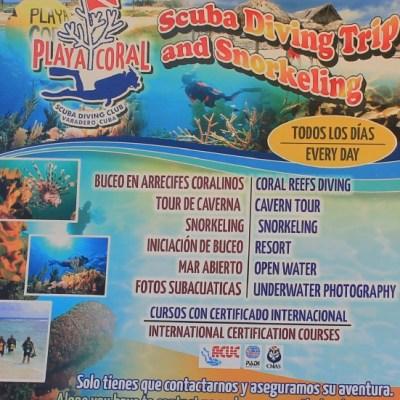 snorkel tour varadero